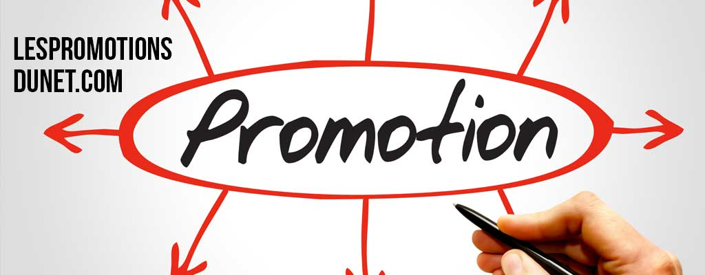 Les promotions du net